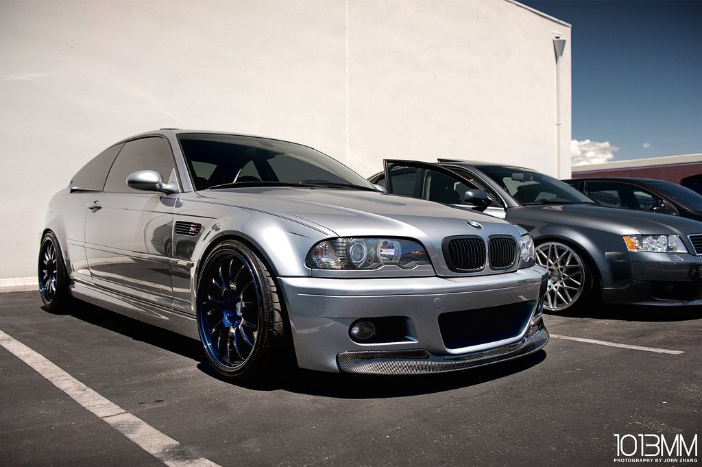 BMW E46 M3 SRS Coilover kit