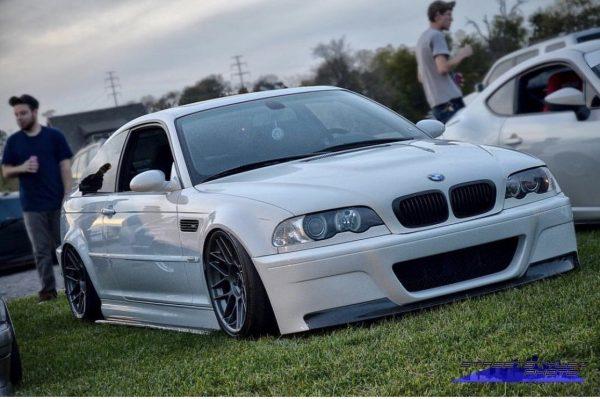 BMW E46 M3 >> Bmw E46 M3 Csl Style Front Bumper